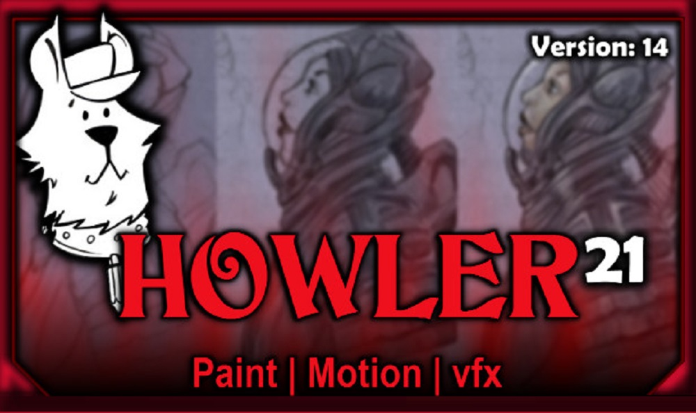 Digital Painting and Visual Effects Series PD Howler 21 Gets Full Release